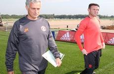 Mourinho không cho Rooney đá trận mở màn Europa League