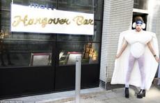 Khám phá quán bar cho người say xỉn đầu tiên trên thế giới