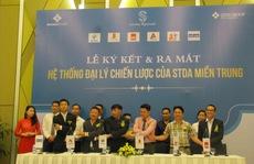 Hệ thống đại lý chiến lược của STDA miền Trung chính thức ra mắt
