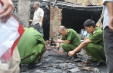 4 người trong nhà chết cháy lúc rạng sáng