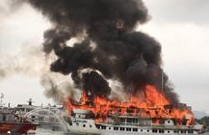 Mất mạng với tàu du lịch Hạ Long