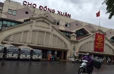 Cảnh vắng vẻ hiếm thấy của Hà Nội sau bão