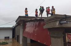 Mưa lũ làm 11 người chết, 3 mất tích và gần 8 vạn nhà bị ngập