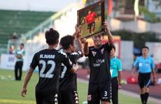 Long An tặng chiến thắng cho cố cầu thủ U23 Việt Nam