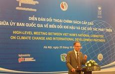 Gần 500 triệu USD hỗ trợ chống biến đổi khí hậu