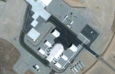 'Choáng' với căn cứ quân sự tối mật của Mỹ