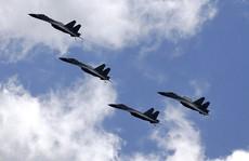 Trung Quốc tố chiến đấu cơ Nhật Bản can thiệp tập trận