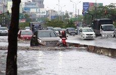 Điểm mặt 22 tuyến đường ở TP HCM mưa xuống là ngập