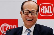 """""""Đế chế"""" toàn cầu của tỉ phú giàu nhất Hong Kong"""
