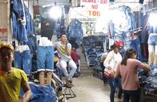 Sức sống chợ thời trang