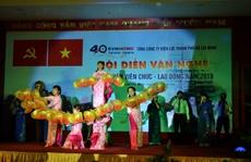500 CNVC-LĐ dự hội diễn