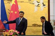 Philippines bác đề xuất của Trung Quốc về bãi cạn Scarborough