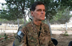 Tướng Mỹ bí mật đến Bắc Syria