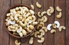 Hạt điều: Dinh dưỡng cao, phòng bệnh tốt