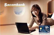 Sacombank phát hành thẻ tín dụng quốc tế Visa Signature