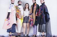 Bộ sưu tập thời trang thủ công tinh xảo của sinh viên