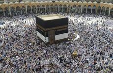 Lễ hành hương Hajj diễn ra trong tranh cãi