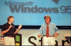 """Giới trẻ xem Windows 95 rất """"buồn tẻ và cổ xưa"""""""