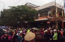'Không có việc nổ súng làm người dân Sầm Sơn bị thương'