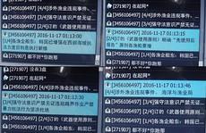 """Trung Quốc cảnh báo ngư dân """"né"""" lãnh hải Hàn Quốc"""