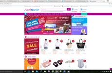 Cạnh tranh bán lẻ trực tuyến ngày càng khốc liệt