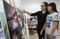 Hai chị em cùng đạt học bổng của trường ĐH Hoa Sen