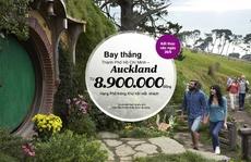 Bay thẳng đến Auckland chỉ từ 8.900.000 đồng!