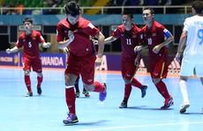 Futsal Việt Nam muốn 'soán ngôi' Thái Lan tại Đông Nam Á