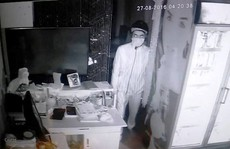 Siêu trộm nẫng gần nửa tỉ đồng sau vài giây phá khóa