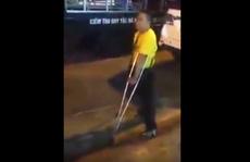 Tịch thu xe 3 bánh của người khuyết tật gây tranh cãi