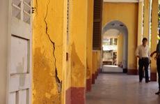 Trùng tu và xây dựng mới ngôi trường gần 100 tuổi
