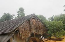 Cận cảnh hàng ngàn hộ dân Hương Khê chìm trong nước lũ