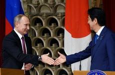 Nga - Nhật gần gũi nhau hơn