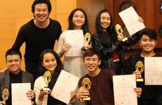 Học trò Thanh Bùi giành giải vàng Liên hoan Nghệ thuật châu Á