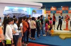 VNA giảm giá 20% tại Hội chợ Du lịch Quốc tế Đà Nẵng 2016
