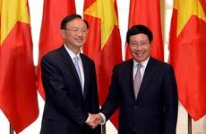 Ký văn kiện hợp tác Cảnh sát biển Việt Nam - Trung Quốc