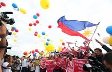 Dân Philippines ăn mừng phán quyết PCA