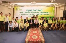 An Tín Travel đào tạo kỹ năng quản lý cho nhân viên