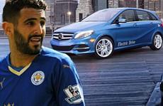 Tỉ phú Thái thưởng xe Mercedes cho toàn đội Leicester