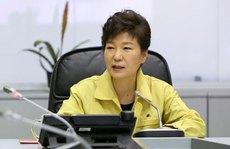 '7 giờ mất tích bí ẩn' của tổng thống Hàn Quốc
