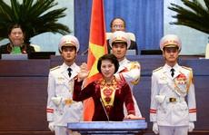 Đại biểu QH không quay phim, chụp ảnh tại lễ nhậm chức
