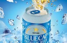 Blue Cap - sản phẩm mới của Sapporo Việt Nam