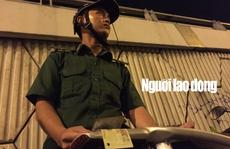 """VIDEO lật tẩy chiêu trò """"xin đểu' ở  hầm Thủ Thiêm"""