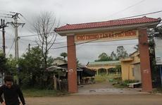 Xã nghèo bỏ hoang 3 công trình tiền tỉ