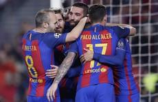 Dội mưa bàn thắng, Arsenal và Barcelona xây chắc ngôi đầu