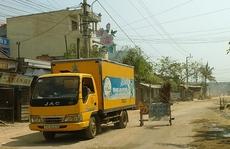 Thanh tra giao thông làm ngơ cho xe ben tung hoành