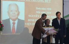 Giải thưởng dinh dưỡng VINUTAS - Dutch Lady năm 2016
