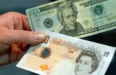 Ngày xửa ngày xưa, một bảng Anh mua được 5 đô Mỹ