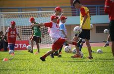 Sơ tuyển Trại hè Bóng đá thiếu niên Toyota 2016
