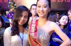 Nữ sinh sư phạm tham dự Hoa hậu khiếm thính quốc tế 2016